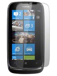 Anti-Glare Screen Protector for Nokia Lumia 610 - Screen Protector