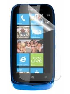 Ultraclear Screen Protector for Nokia Lumia 610 - Screen Protector