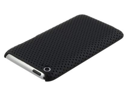 Slim Mesh Case for iPod Touch 4 - Black