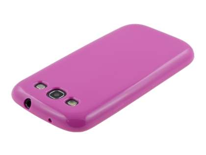 Samsung I9300 Galaxy S3 Colour TPU Gel Case - Pink