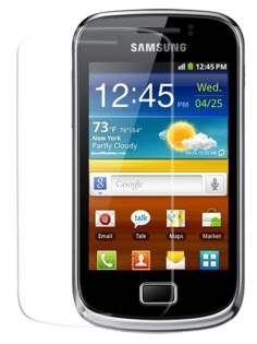 Ultraclear Screen Protector for Samsung Galaxy mini 2 S6500 - Screen Protector