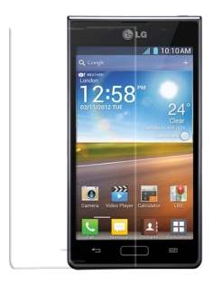 LG Optimus L7 P700 Ultraclear Screen Protector