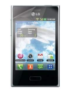 Ultraclear Screen Protector for LG Optimus L3 E400 / L2 E405 - Screen Protector