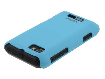 Vollter Motorola Defy Mini XT320 Ultra Slim Case plus Screen Protector - Sky Blue