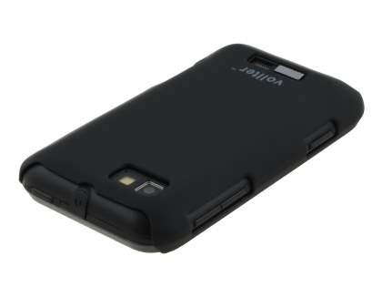Vollter Motorola Defy Mini XT320 Ultra Slim Case plus Screen Protector - Classic Black