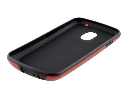 3D Design Protective Case for Samsung I9250 Galaxy Nexus - Red/Black