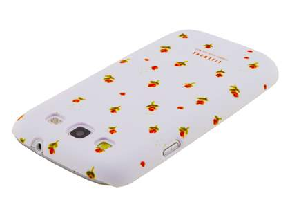 Vintage Inspired Lacquered Case for Samsung I9300 Galaxy S3