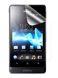 Sony Xperia go ST27i Ultraclear Screen Protector