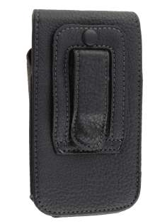 Sony Xperia go ST27i Synthetic Leather Belt Pouch