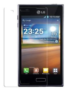 Ultraclear Screen Protector for LG Optimus L5 E610 - Screen Protector