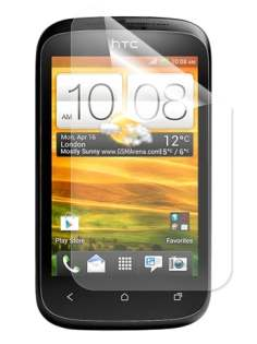 Ultraclear Screen Protector for HTC Desire C A320E - Screen Protector