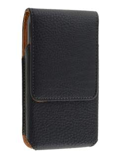 Textured Synthetic Leather Vertical Belt Pouch for HTC Titan II 4G - Belt Pouch