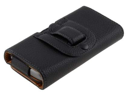 Textured Synthetic Leather Belt Pouch for Samsung I9250 Google Galaxy Nexus