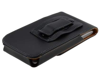 Smooth Synthetic Leather Vertical Belt Pouch for Samsung I9250 Google Galaxy Nexus