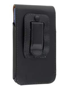Smooth Synthetic Leather Belt Pouch (Bumper Case Compatible) for Samsung I9210T Galaxy S2 4G