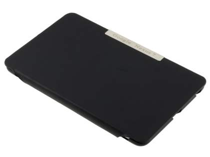 Slim Synthetic Leather Flip Cover with built-in Stand for Asus Google Nexus 7 2012 - Classic Black
