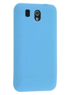 Micro Mesh Case for HTC Legend - Sky Blue Hard Case