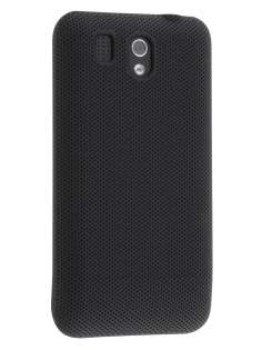 Micro Mesh Case for HTC Legend - Classic Black Hard Case