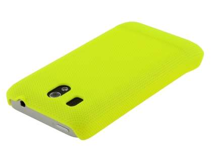 HTC Legend Micro Mesh Case - Yellow