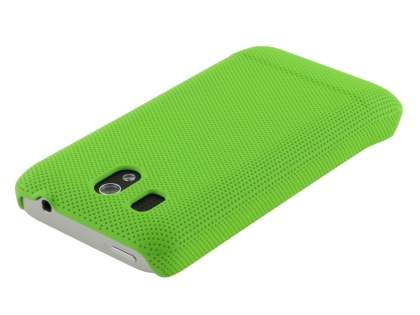 Micro Mesh Case for HTC Legend - Lime Green