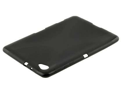 Samsung Galaxy Tab 7.7 P6800 X-Case - Frosted Black/Black