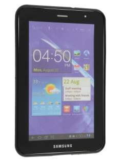 X-Case for Samsung Galaxy Tab 7.0 Plus - Frosted Black/Black