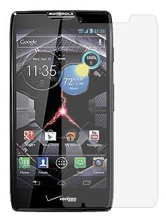 Motorola RAZR HD 4G Ultraclear Screen Protector