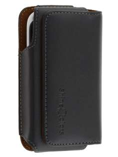 Extra-tough Genuine Leather ShineColours belt pouch for HTC Desire X - Belt Pouch