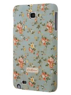 Vintage Inspired Lacquered Shell Case for Samsung Galaxy Note I9220