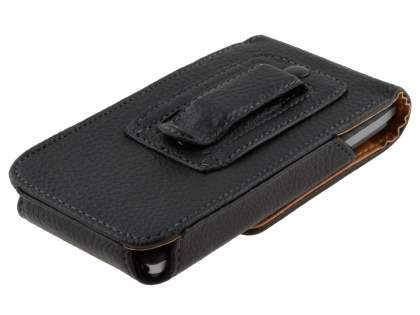 Textured Synthetic Leather Vertical Belt Pouch for Motorola RAZR HD 4G XT925