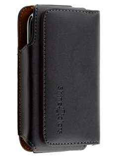 Extra-tough Genuine Leather ShineColours belt pouch for Samsung Galaxy Ace Plus S7500