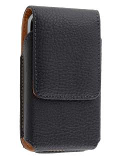 Textured Synthetic Leather Vertical Belt Pouch for Samsung Galaxy Ace Plus S7500