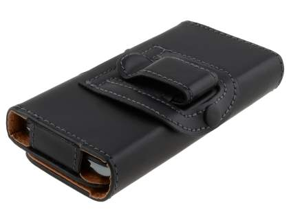 Smooth Synthetic Leather Belt Pouch for Samsung Galaxy Ace S5830
