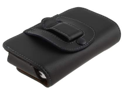 Extra-tough Genuine Leather ShineColours belt pouch for iPhone 4/4S