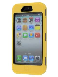 Defender Case for iPhone 5 only - Canary Yellow/Black