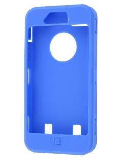 Defender Case for iPhone 5 only - Blue/Black