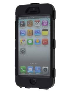 Apple iPhone 5 only Defender Case - Purple/Black