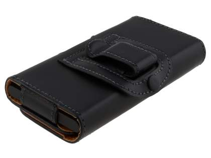 Smooth Synthetic Leather Belt Pouch for Nokia Lumia 800