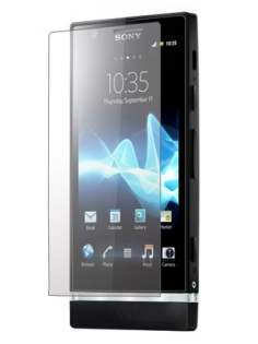 Anti-Glare Screen Protector for Sony Xperia P LT22i - Screen Protector