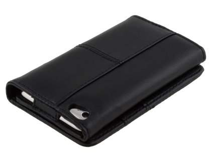iPod Touch 4 Wallet Case - Black