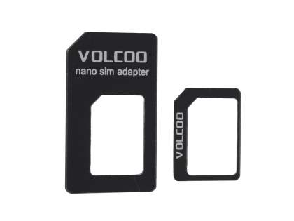 MicroSIM & standard-sized SIM Adaptors for the NanoSIM - Sim Adaptor