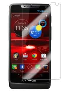 Motorola RAZR M 4G XT905 Ultraclear Screen Protector