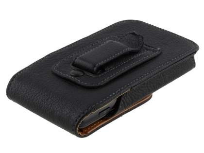 Textured Synthetic Leather Vertical Belt Pouch for Samsung I9210T Galaxy S2 4G