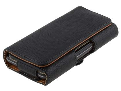 Textured Synthetic Leather Belt Pouch for LG Optimus 3D P920