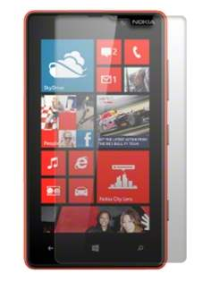 Anti-Glare Screen Protector for Nokia Lumia 820