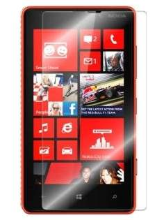 Nokia Lumia 820 Ultraclear Screen Protector