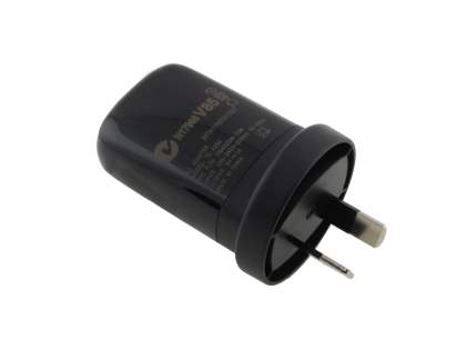 Genuine HTC TC A250 Wall Charger Adapter - Black