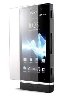 Anti-Glare Screen Protector for Sony Xperia U ST25i - Screen Protector