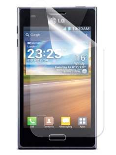 LG Optimus L7 P700 Anti-Glare Screen Protector
