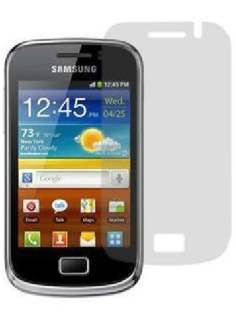 Samsung Galaxy mini 2 S6500 Anti-Glare Screen Protector